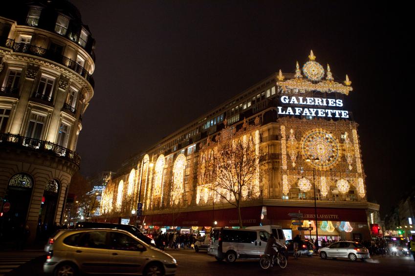 Galleries LaFayettes