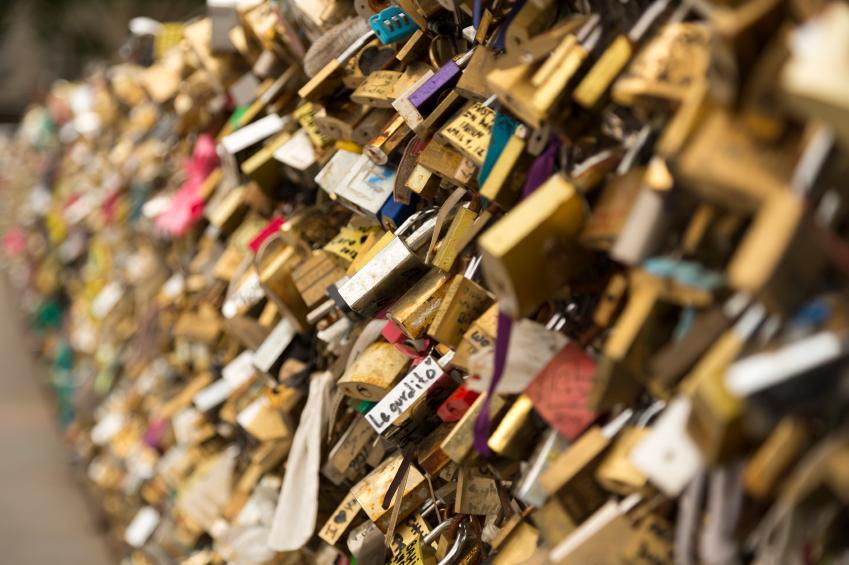 love locks small