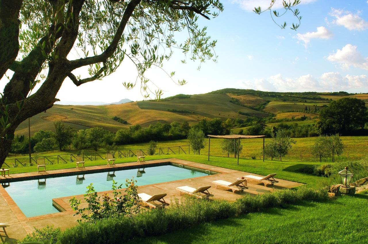 Campo dell'Amato_Tuscany_Pool