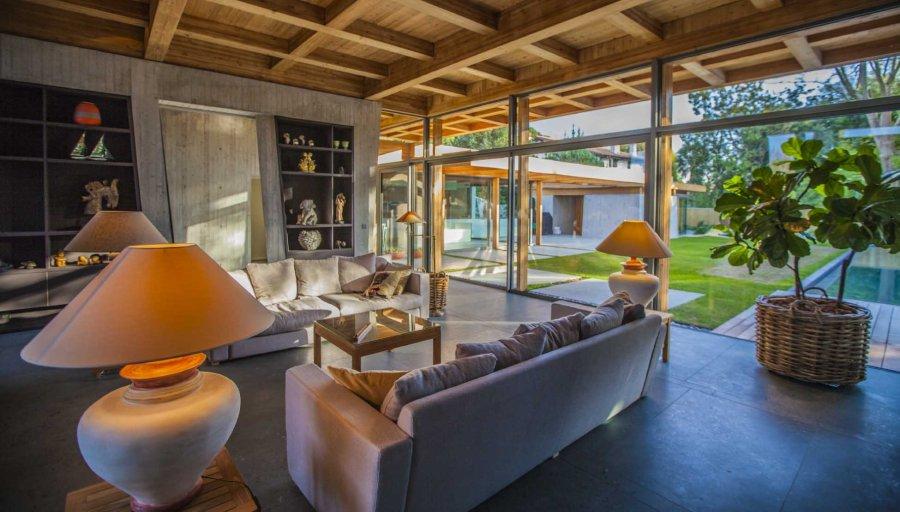 Sanctuary  - living room