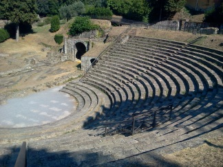 Fiesole theater